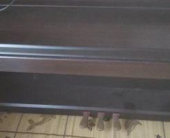 【松江市秋鹿町】電子ピアノや学習机の回収☆スピーディな回収にご満足いただけました!