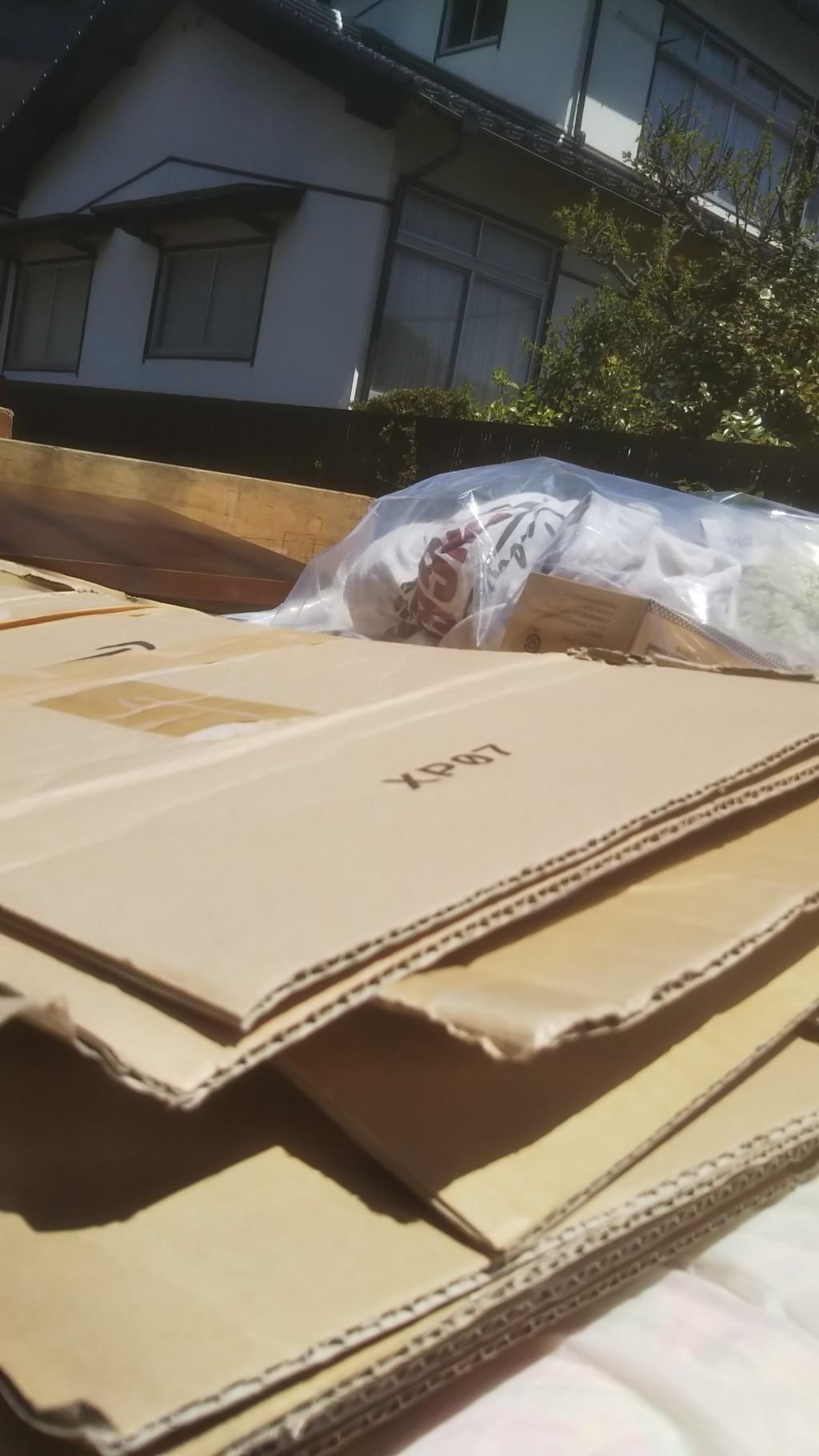 【島根県美郷町】家具や家庭ごみなどの回収・処分のご依頼 お客様の声