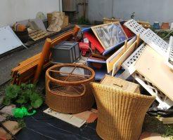 【出雲市塩津町】収納棚、ベッド枠などの回収・処分 お客様の声