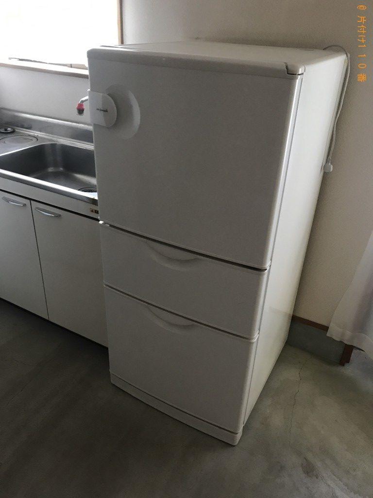 【出雲市塩冶町】冷蔵庫、テレビ、整理タンスの回収・処分ご依頼