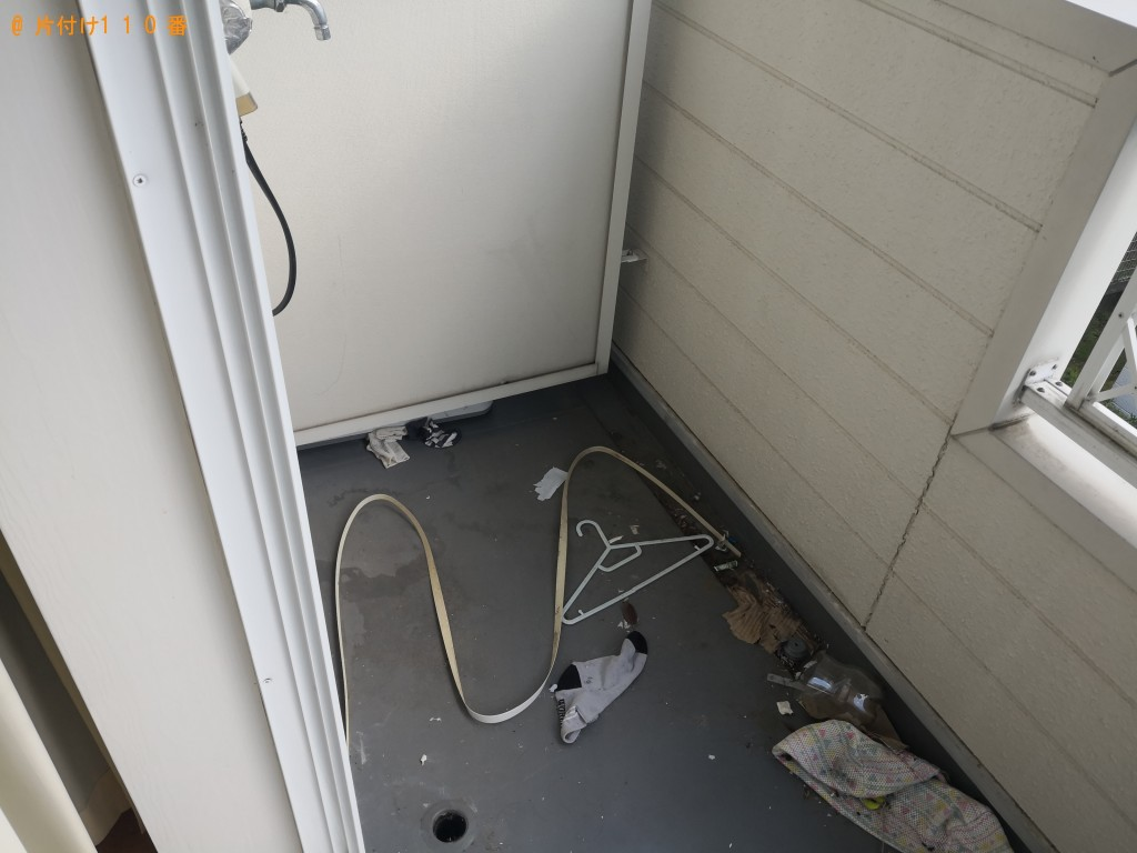 【東久留米市】冷蔵庫、電子レンジ、こたつ、ローテーブル等の回収・処分