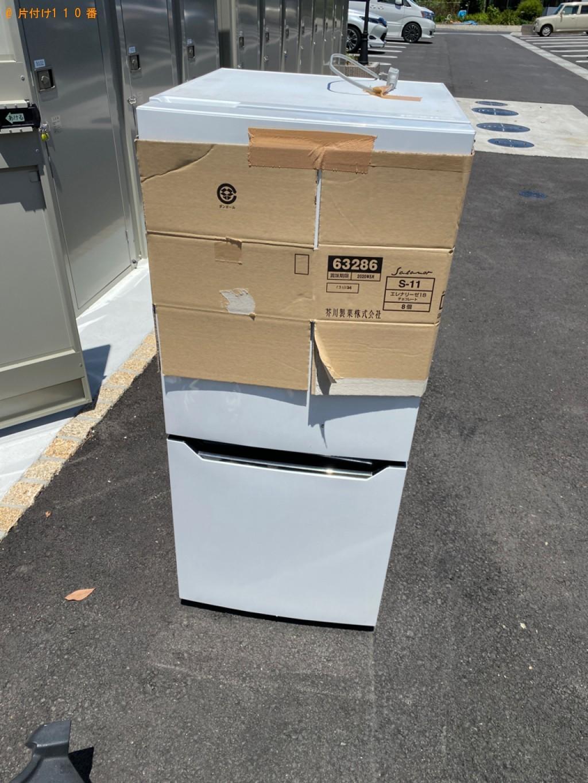 【出雲市下古志町】冷蔵庫の回収・処分ご依頼 お客様の声