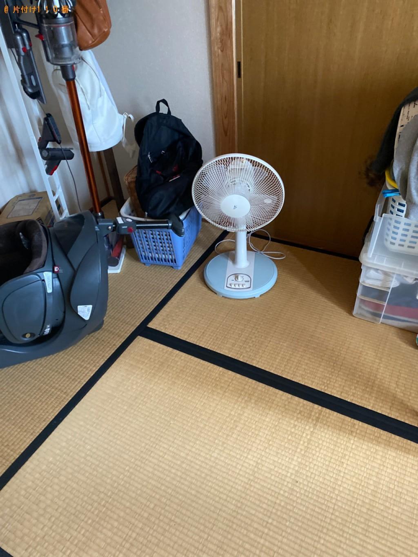【出雲市灘分町】PCデスク、椅子、チャイルドシート等の回収希望