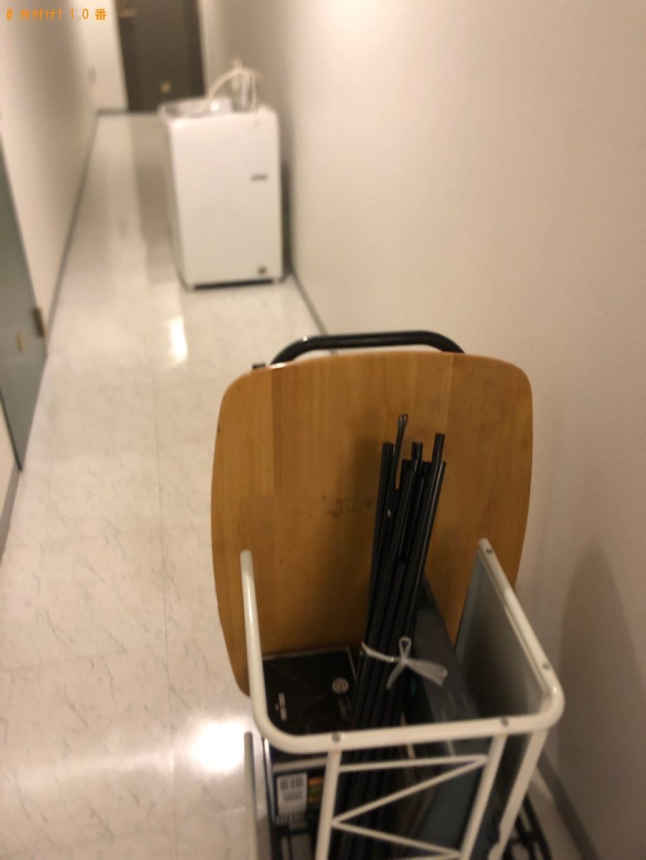 【松江市】テレビ、洗濯機、PCデスク、椅子等の回収・処分ご依頼