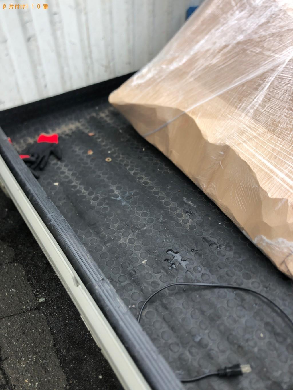 【松江市】冷蔵庫の回収・処分ご依頼 お客様の声