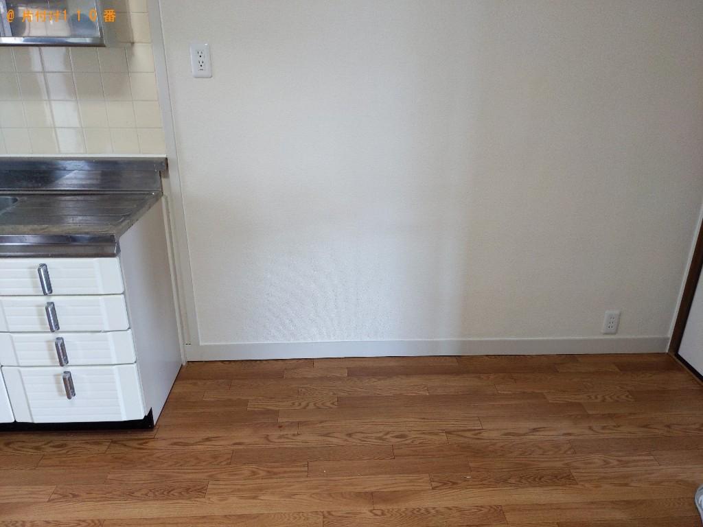 【奥出雲町】タンス、洗濯機、冷蔵庫、エアコン等の回収・処分ご依頼