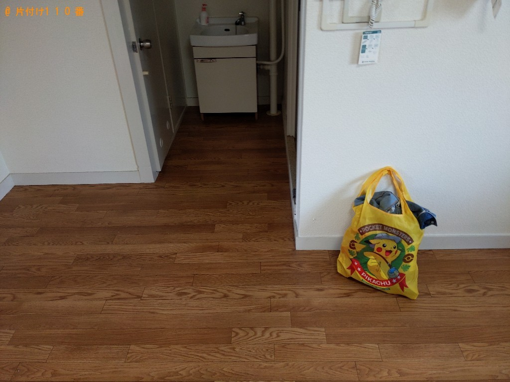 【松江市】タンス、洗濯機、冷蔵庫、エアコン等の回収・処分ご依頼