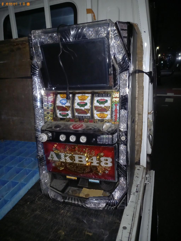 【松江市】パチスロ機の回収・処分ご依頼 お客様の声