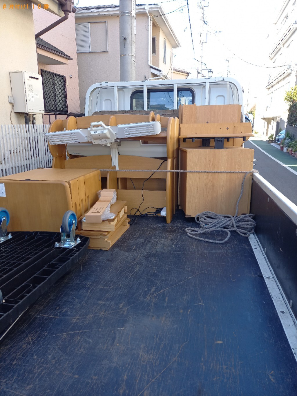 【松江市】学習机の回収・処分ご依頼 お客様の声
