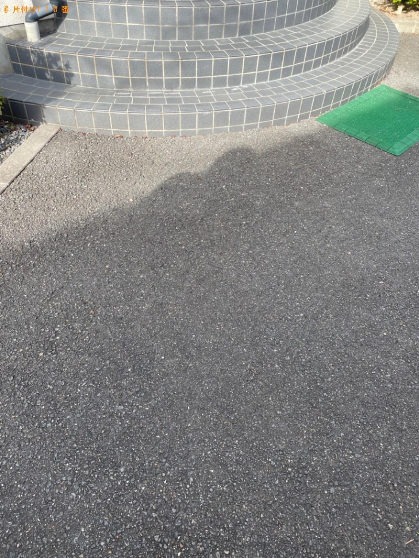 【松江市】自転車、布団の回収・処分ご依頼 お客様の声