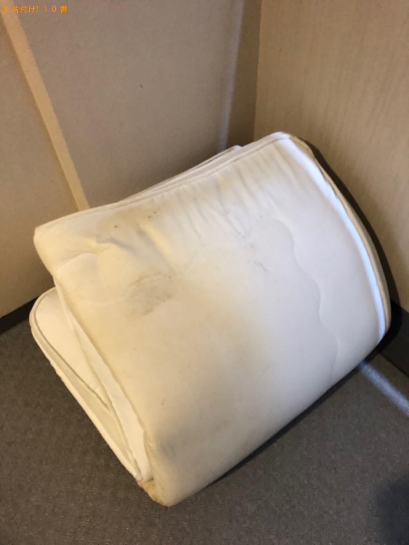 【松江市】布団、一般ごみの回収・処分ご依頼 お客様の声