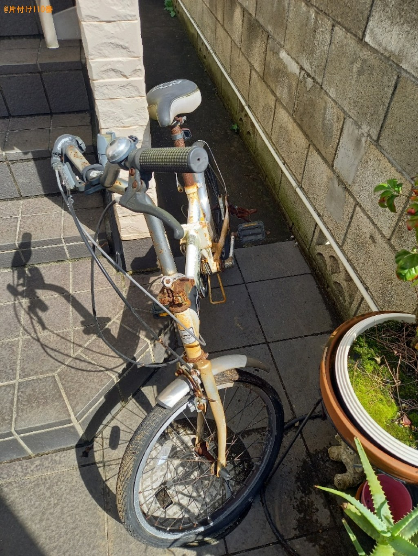 PCモニタ、マッサージチェア、自転車の回収・処分ご依頼